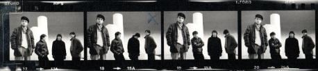 Rani promotivni foto sešn: zima 1980 / 81