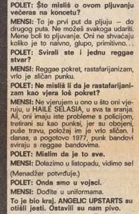POLET - ANGELIC UPSTARTS 1985 -2
